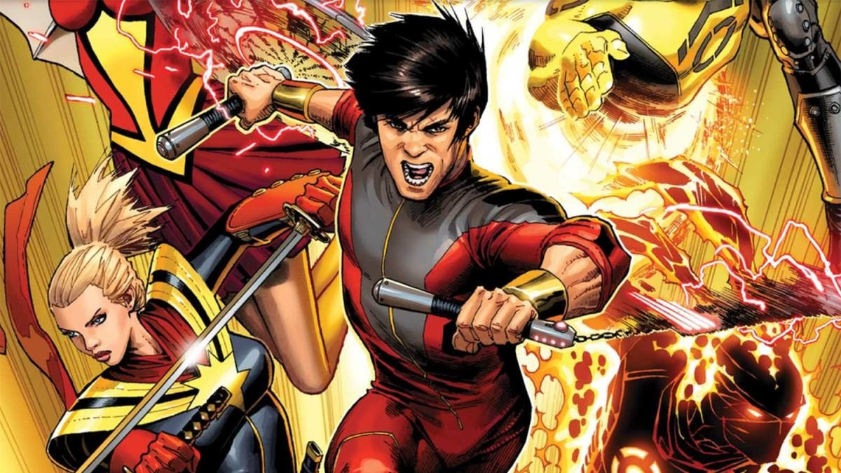 Simu Liu Was Just Cast As Marvel's