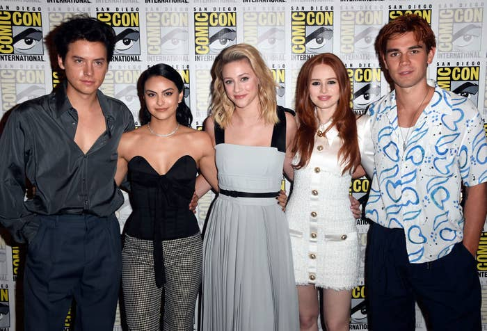"23 ""Riverdale"" Season 4 Details That We Just Learned From The Cast At Comic-Con"