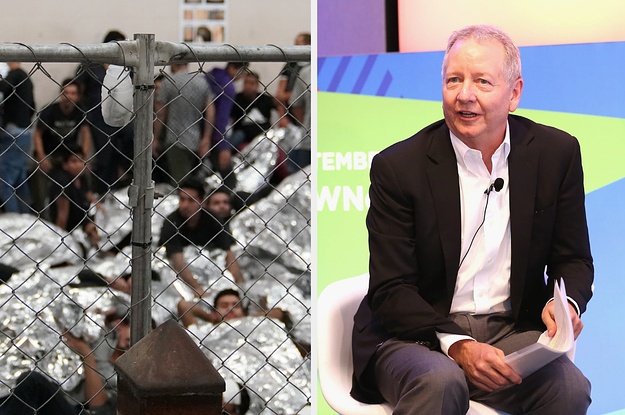 This Transcript Shows How Trump's Border Camps Have Thrown A Top Advertising Firm Into Internal Crisis