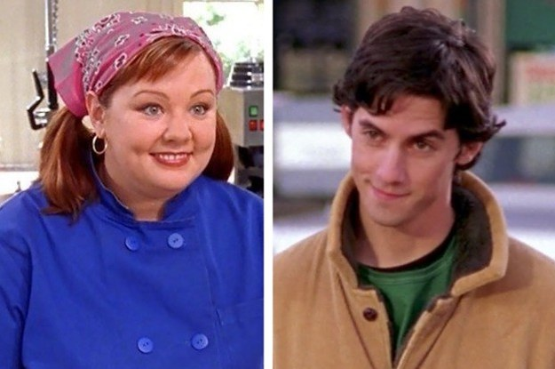 "Rate These ""Gilmore Girls"" Characters And We'll Reveal Which Rory Boyfriend Is Your Soulmate"