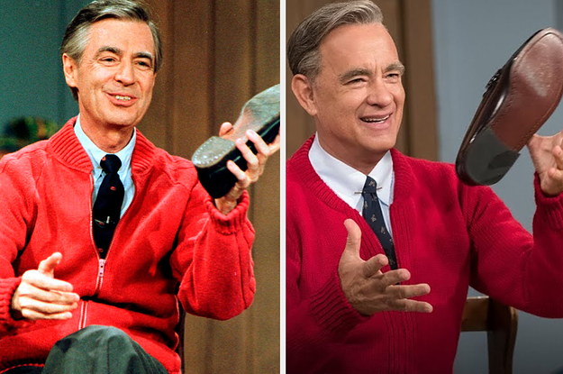 Tom Hanks Is Playing Mister Rogers In A Movie And The Trailer Is Finally Here