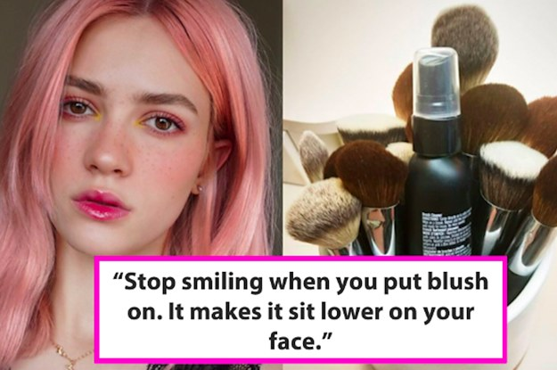 29 Things Professional Makeup Artists Say We're Definitely Doing Wrong