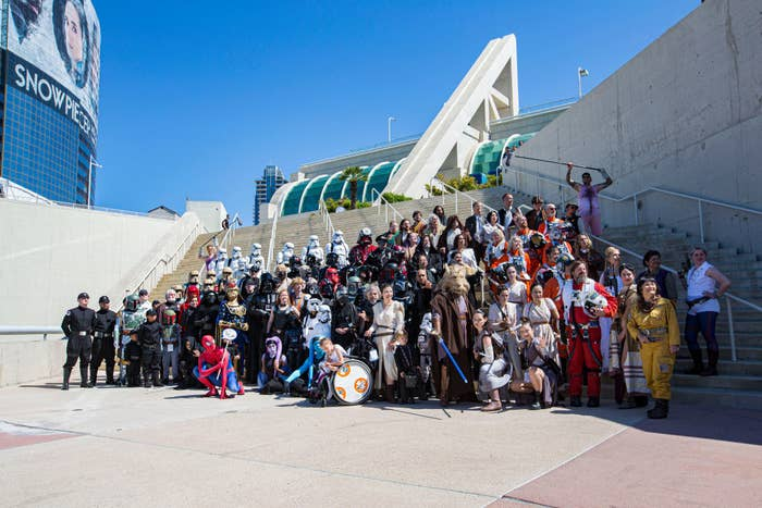 34 Seriously Impressive Costumes That Prove Comic-Con Beats Halloween, Hands Down