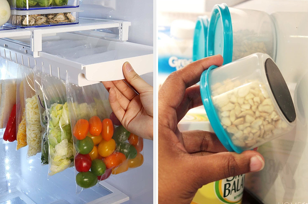 27 Better Ways To Store Everything In Your Fridge