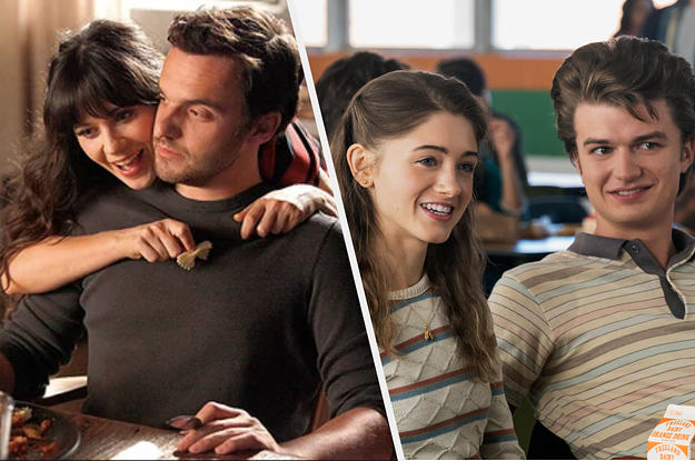 19 TV Couples That People Really, Really Wish Didn't Break Up