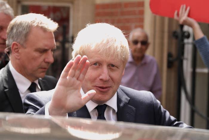 Boris Johnson Will Be The UK's New Prime Minister