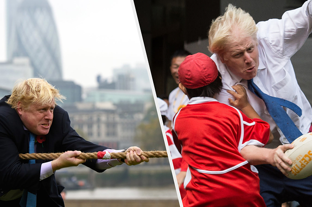 Literally Just 27 Wild Pictures Of The Next UK Prime Minister