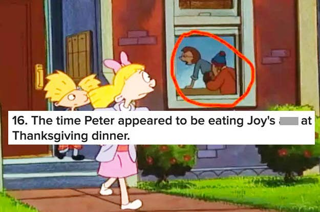 21 Jokes From Kids TV And Movies That Completely Went Over