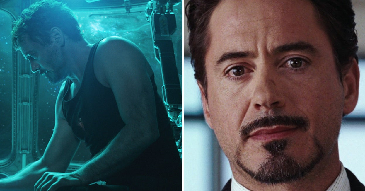 "Robert Downey Jr.'s Final ""Avengers: Endgame"" Scene Has An Even Bigger Connection To ""Iron Man,"" And I'm Emotional"
