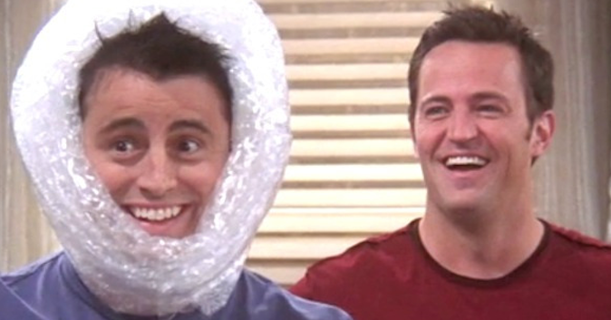 Are You More Like Joey Tribbiani Or Chandler Bing?
