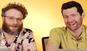 Seth Rogen And Billy Eichner