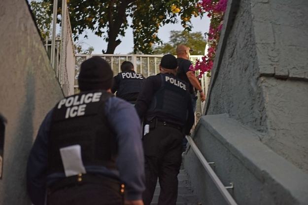 ICE Operation Announced By Trump Targeting Families Leads To A Few Dozen Arrests