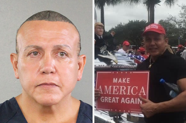 Mail Bomb Suspect Radicalized By Fox News, Trump's Tweets
