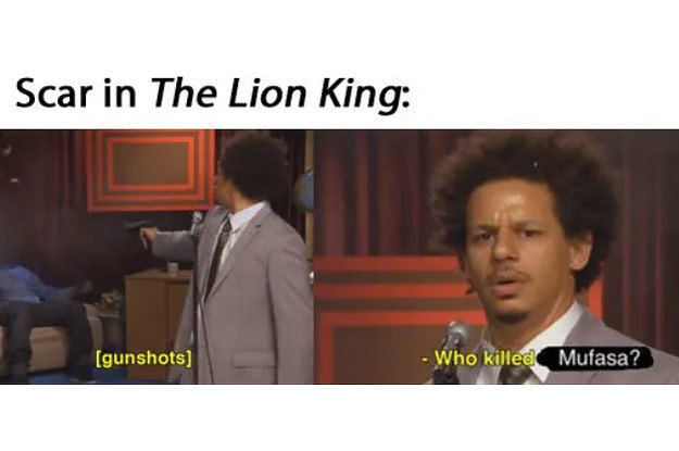 """42 Memes That Perfectly Sum Up The New """"Lion King"""""""