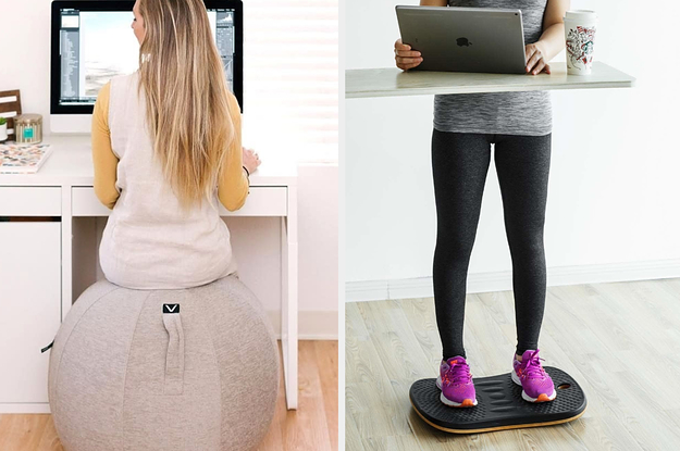 23 Things To Help You Stay Comfy When You Sit All Day