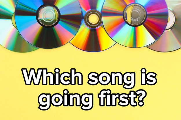 Make A Mixed CD In 2005 And We'll Reveal Your Strongest Personality Trait