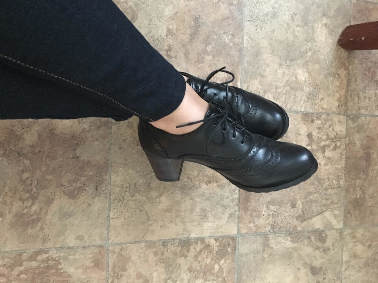 ca2d38c29a6dd 22 Pairs Of Heels You Can Get On Amazon That Are Actually Comfortable