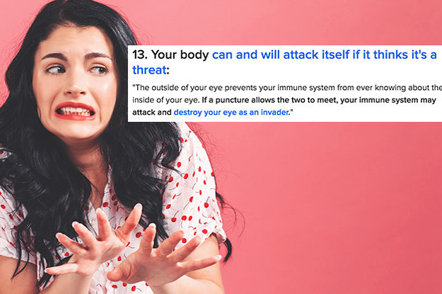 I Learned 14 Creepy And Strange Facts That Have Literally Had My Jaw On The Floor All Day Long