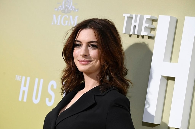 Pregnant Anne Hathaway Opens Up On Infertility