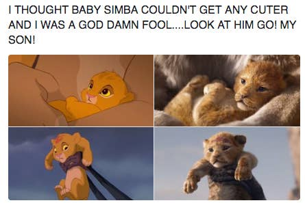 """Literally Just 42 Great Memes About The New """"Lion King"""""""
