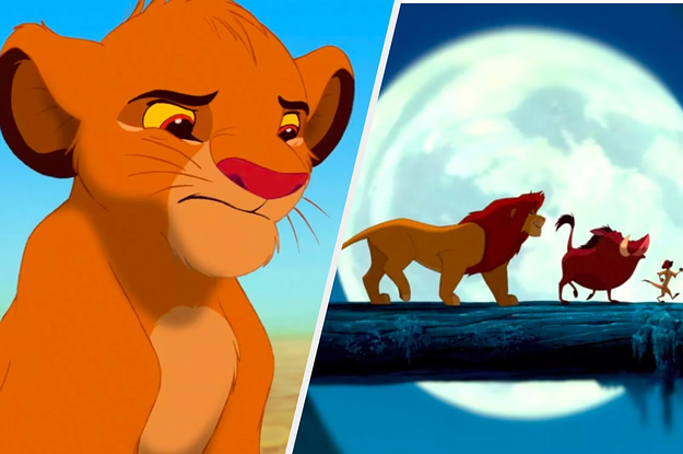 Here S Everything The Lion King Gets Wrong About Lions