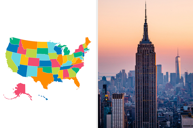 Can You Name One Of The 10 Biggest Cities In Each US State?
