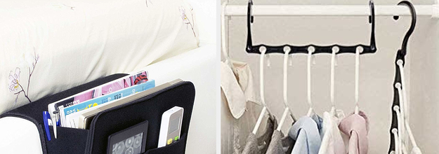 28 Bedroom Organization Products You Need For Your Dorm Room
