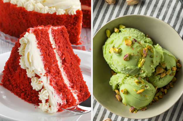 Pick A Dessert In Every Color And We'll Reveal What People Love About You The Most