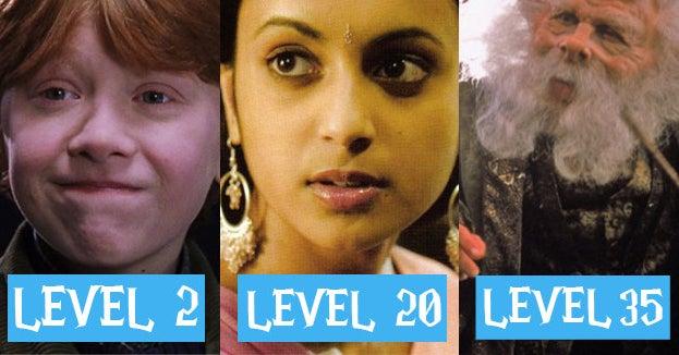 """Nur Superfans von """"Harry Potter"""" schaffen es über Level 30 dieses Superquizzes"""