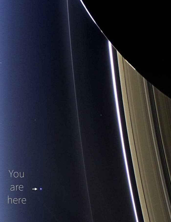 20 Space Photos That Are Mind-Blowing, Beautiful, And A Little Scary