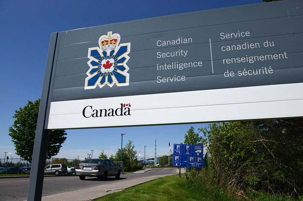Canada's Spy Agency Says Voters Are Being Targeted By Foreign Influence Campaigns