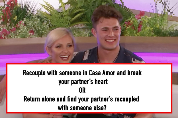 "The Hardest ""Love Island"" Game Of Would You Rather You'll"
