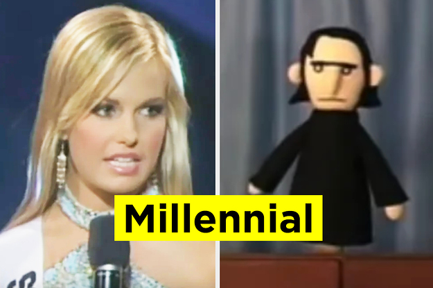 If You Watched 13 Of These 34 Videos Then You're Probably A Millennial