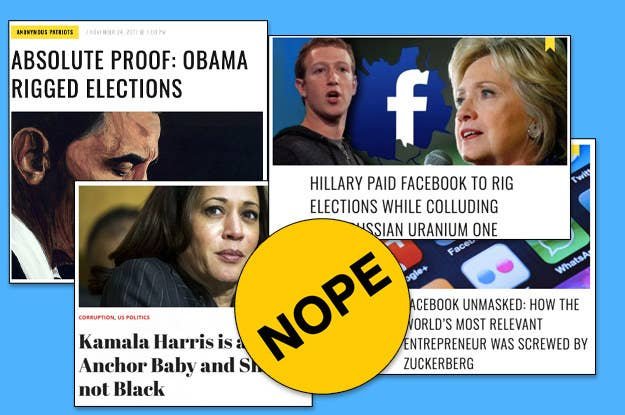 These Bizarre Kamala Harris And Mark Zuckerberg Conspiracy Sites Are Run By A Montessori School Operator