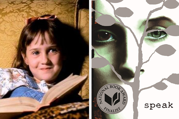31 Books That All Millennials Remember Reading, Yet Still Can't Really Describe The Plot