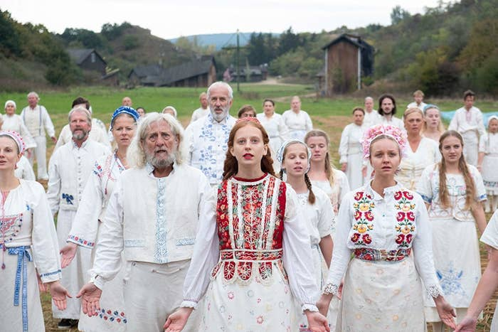 """""""Midsommar"""" Is Scary, But Not Because Of All The Grisly Deaths"""