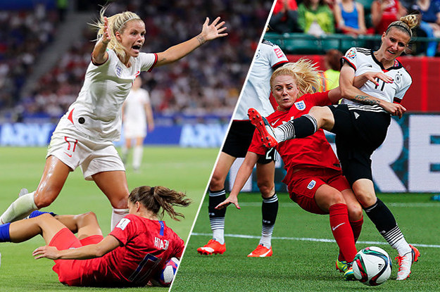 10 Losses From 28 Years Of The Womens World Cup That Will Still Inspire You