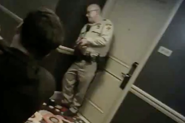 "The Police Officer Who ""Froze"" For 5 Minutes In A Hallway During The Las Vegas Massacre Has Been Fired"