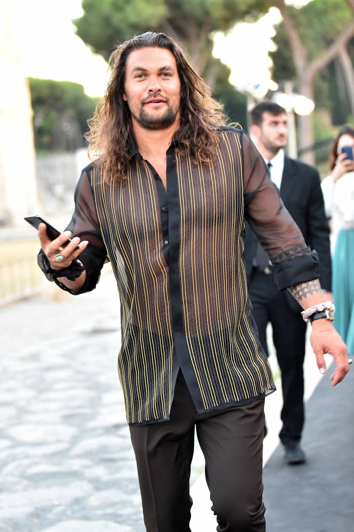 17 Sexiest Images Of Jason Momoa That Will Blow Your Mind ... |Jason Momoa Body Scars