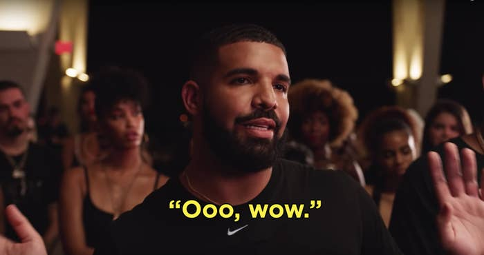 Drake's New Meme Is Seriously Petty And Seriously Funny