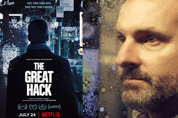 The Great Hack (2019) HD