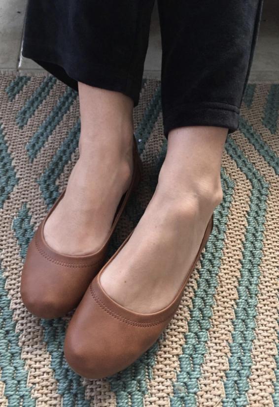 6282bf8226f8b 20 Stylish Flats That Won't Pinch Your Feet