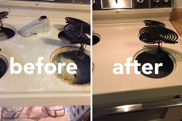 35 Incredibly Effective Cleaning Products You'll Wish You'd