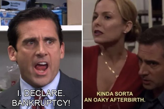 This Is The Michael Scott Quote That You Truly Are
