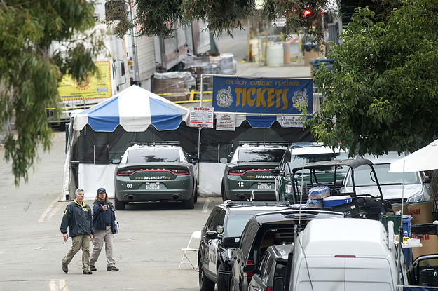 California Law Banned Rifle Used In Garlic Festival Shooting