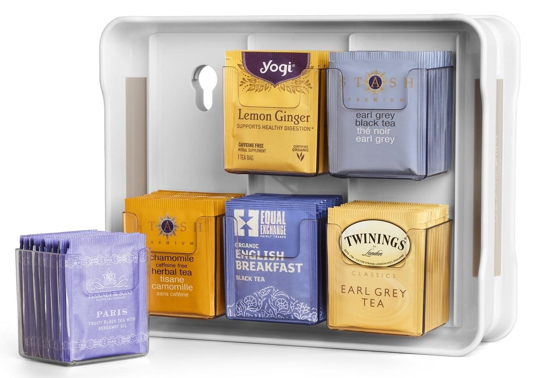 the tea bag organizer