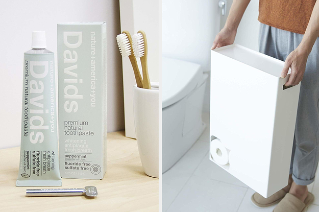 24 Minimalist Bathroom Accessories That'll Level Up Your Space