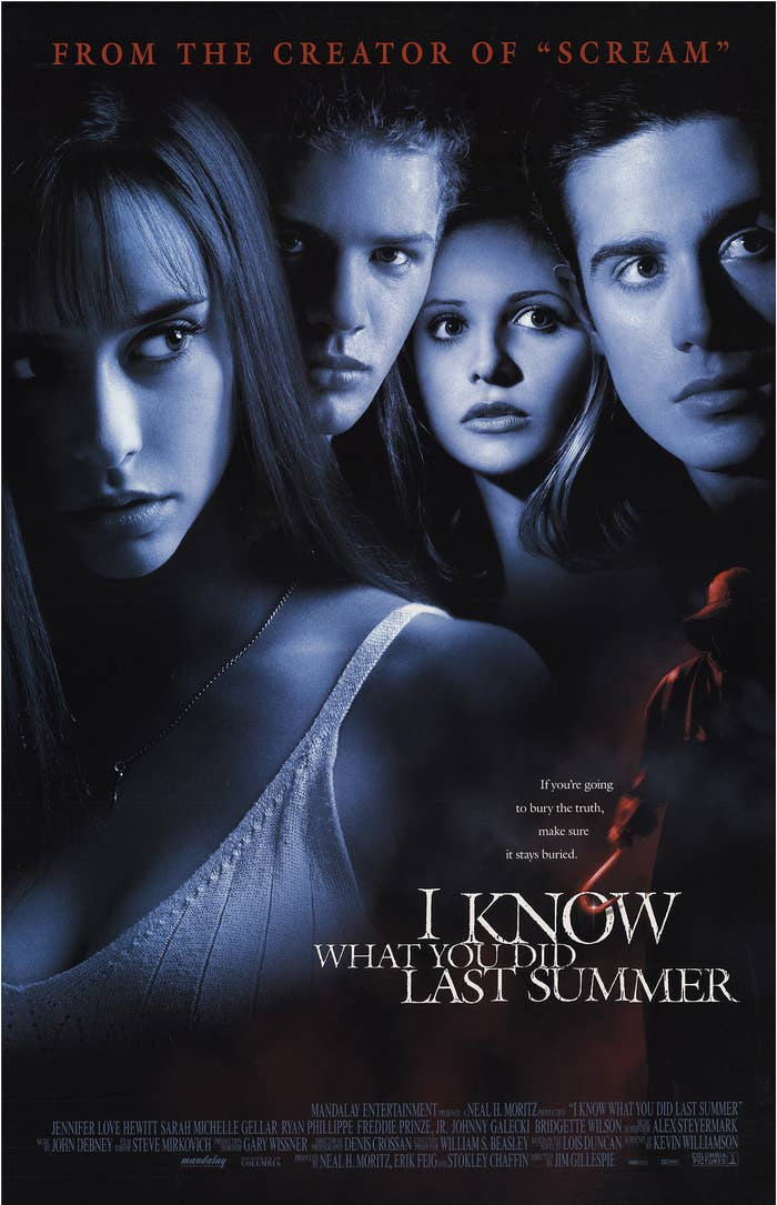 """I Need Every '90s Horror Fan To Unite For Amazon's Reboot Of """"I Know What You Did Last Summer"""""""