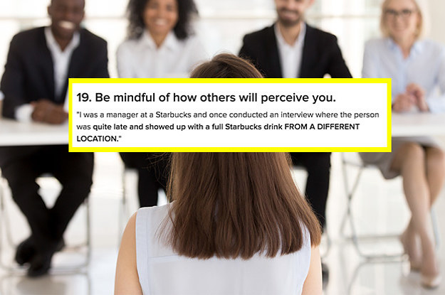 22 Things To Absolutely Remember At Your Next Job Interview