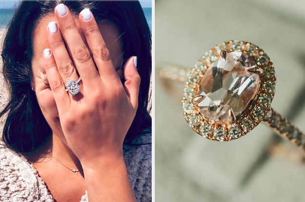 We Know What Your Engagement Ring Will Look Like Based On Your Jewelry Choices